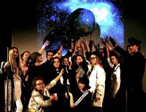 Der Weltuntergang - Theater AG 2019