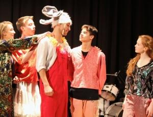 Ein Sommernachtstraum - Theater AG 2016