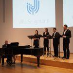 Ein Klangfest auf Schloss Herrenhauses:  Zwei Religionskurse der Bismarckschule feiern ein Konzert mit Perlen synagogaler Musik