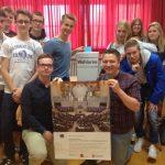 NDR-Fernsehen berichtet über die Juniorwahl an der Bismarckschule