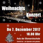 Weihnachtskonzert am 7. Dezember – 18.00 Uhr