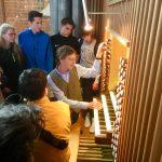 Stylus fantasticus – Orgelexkursion des 11. Jahrgangs