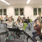 Gelungene Probenfreizeit der Fachgruppe Musik in Wernigerode