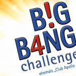 Diesjährige B!G B4NG Challenge gestartet