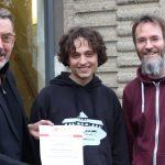 Jonah Grotelüschen erringt 2. Platz bei Physikolympiade