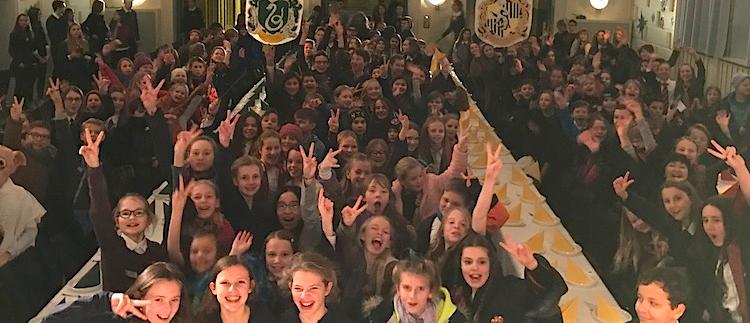 Bismarckschule Hannover Harry Potter Und Die Kammer Des Schreckens
